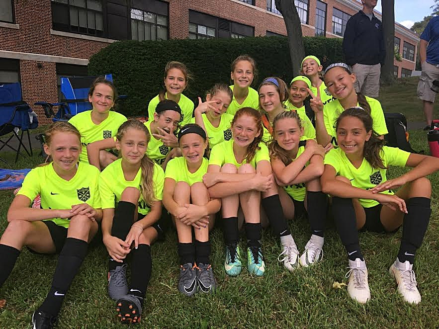 nyxfc 05's in Fairfield CT on sept 1, 2018